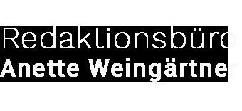 Redaktionsbüro Anette Weingärtner